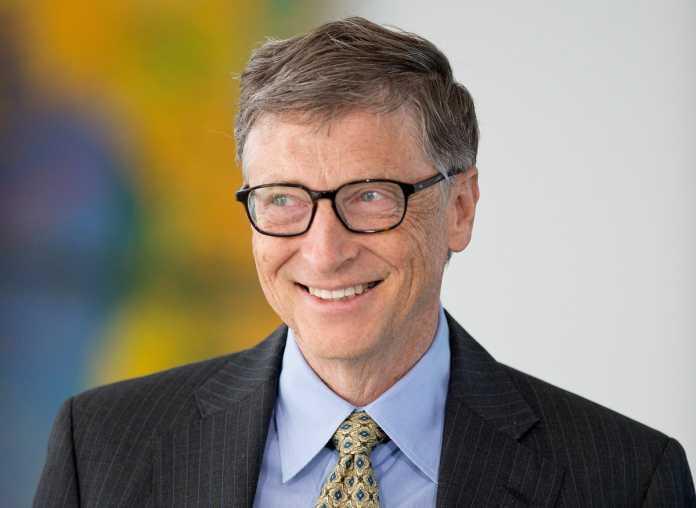 Bill Gates Hacked his School Computer to Meet Girls