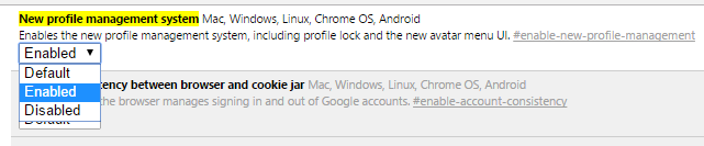 Protect Your Google Chrome Browser With Password