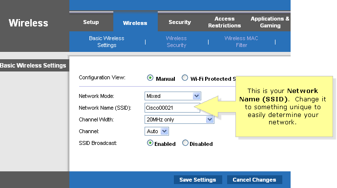 Protect Your Wi-Fi Router From Hackers