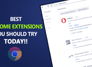 Best Google Chrome Extensions 2019