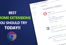 Top 15 Best Google Chrome Extensions That Is Worth A Try