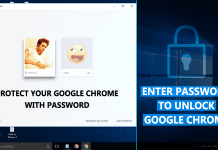 How To Protect Your Google Chrome Browser With Password