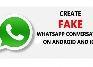 How to Create Fake Whatsapp Conversation on Android & iPhone