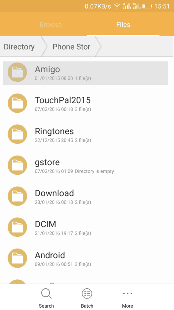 Hide Files And Folder In Android Without Any App