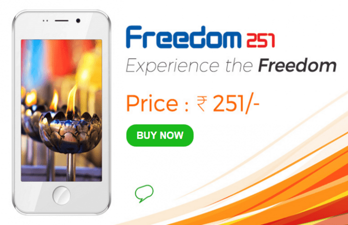 Freedom 251 Bookings are now Open - Read this before Buying it
