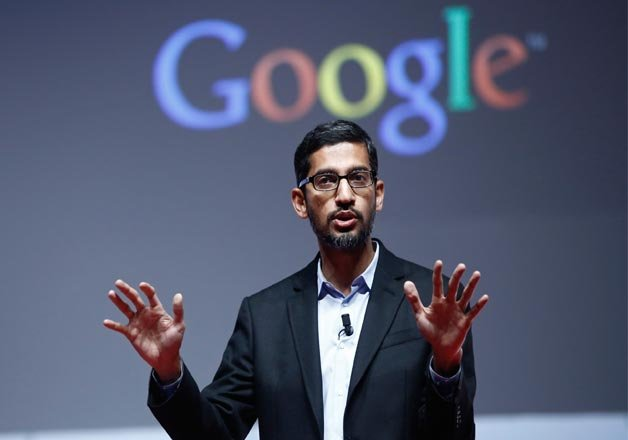 Google's CEO Becomes Highest Paid CEO in the US