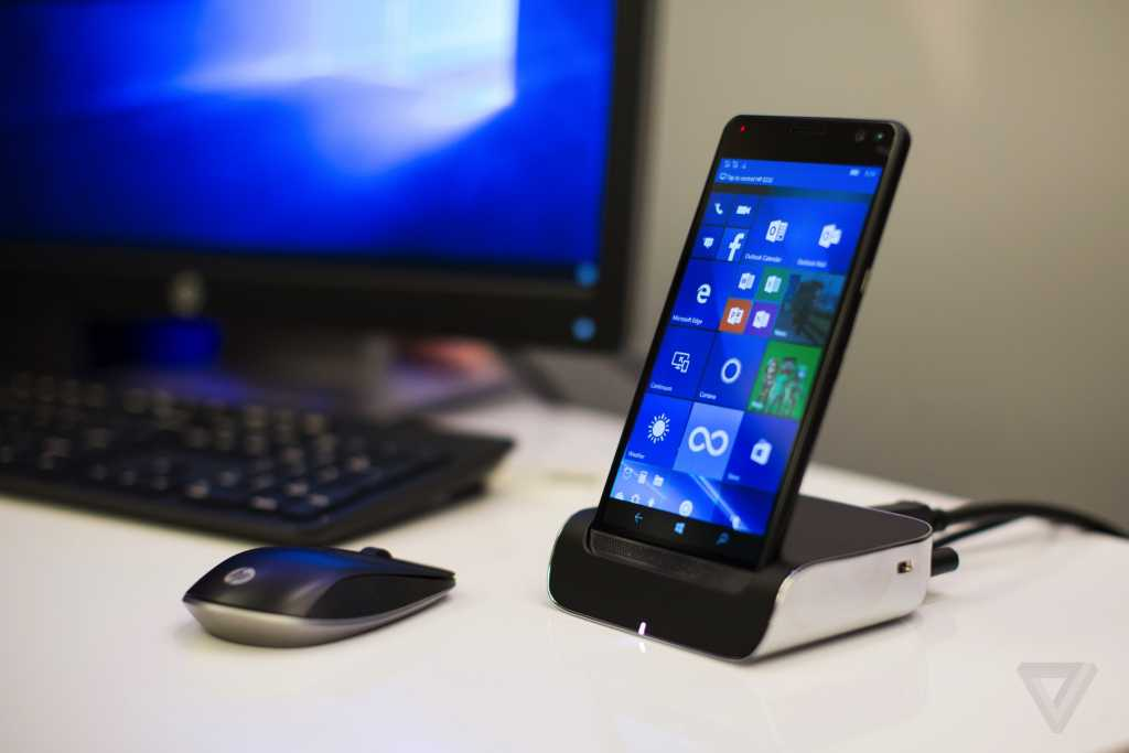 HP Elite X3 (Image:- The Verge)