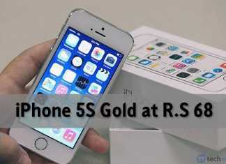 Indian Student Bought iPhone 5S for Just $1 from Popular Shopping Site