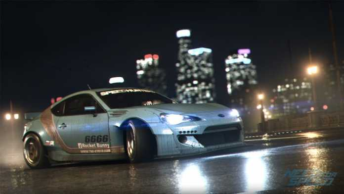 Need for Speed PC Release Date Announced