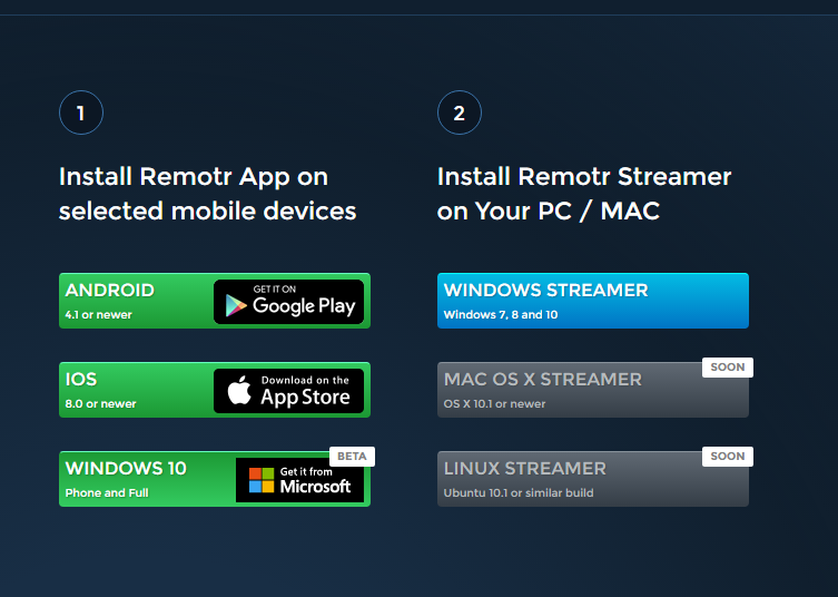 Play Your Favorite PC Games On Your Smartphone