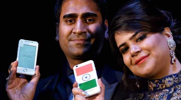Ringing Bells Will Make $0.45 Profit on Each Freedom 251 Phone, says Director Mohit Goel