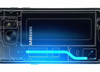 Samsung Galaxy S7 Comes With Clever Liquid Cooling System