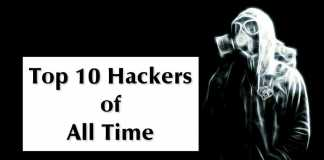 Top 10 Best Hackers Of All Time