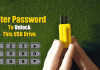 How To Protect Your USB Pendrive With Password (3 Methods)