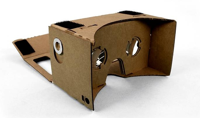 Use Google Cardboard Camera to Capture VR photos