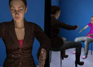 Virtual Therapy Helps Patients Suffering From Depression