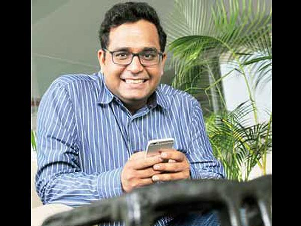 Without Money, Struggled for food: Paytm founder