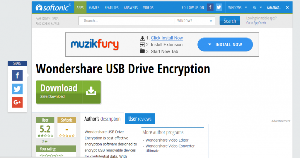 Protect USB Pendrive With Password