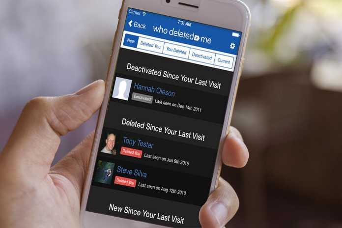 You Can Now Know Who Unfriended you on Facebook