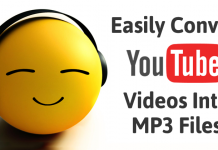 How To Easily Convert Youtube Videos Into MP3 Files