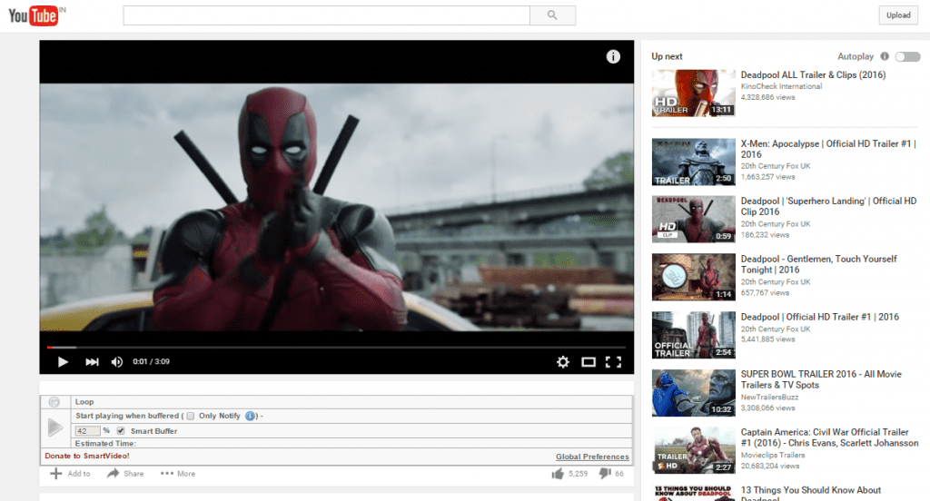 Play YouTube Videos Faster Without Buffering