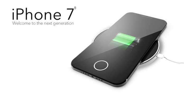 iPhone 7 May Come with Wireless Charging Feature