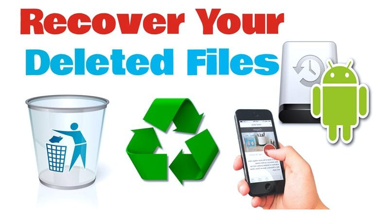 How To Recover Deleted Photos/Videos From Your Android Smartphone