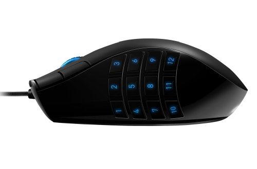 Razer Naga MMOG Laser Gaming Mouse