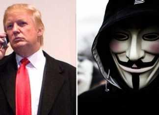 Anonymous Hacks Donald Trump's Voicemails
