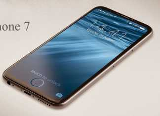 Apple iPhone 7's Image Leaked, reveals new design and camera (Concept Image)