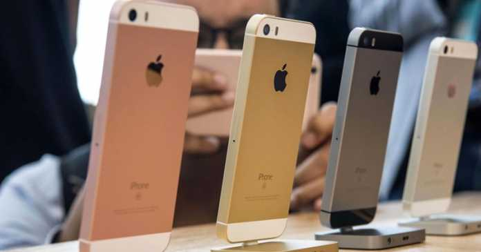 Apple iPhone SE is Becoming Popular Among Illiterate Men