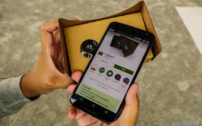 Best Google Cardboard Apps
