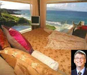 Bill Gates residence is in Medina Washington
