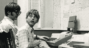 Bill Gates revealed that he had hacked his school computers