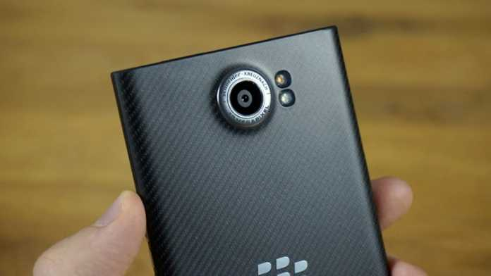 BlackBerry May Launch Two Android Phones This Year
