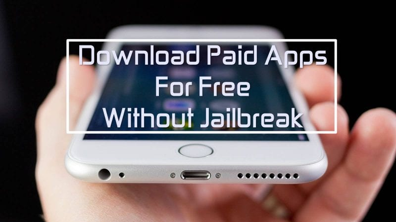 Download Paid iPhone Apps For Free Without Jailbreak