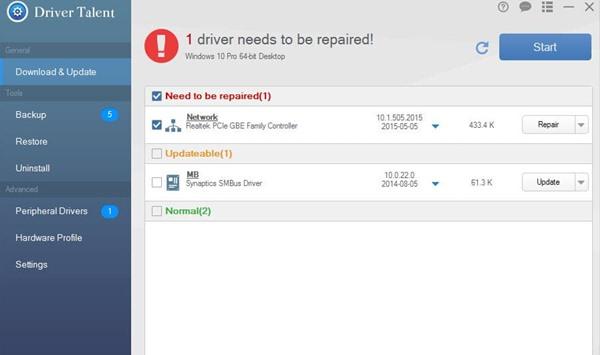 Driver Talent