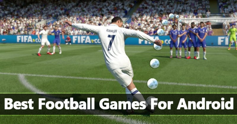 New Football Games 2019 20 Best Football Games For Android 2019 (Latest)