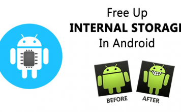 Top 10 Best Way To Free Up Your Internal Storage In Android