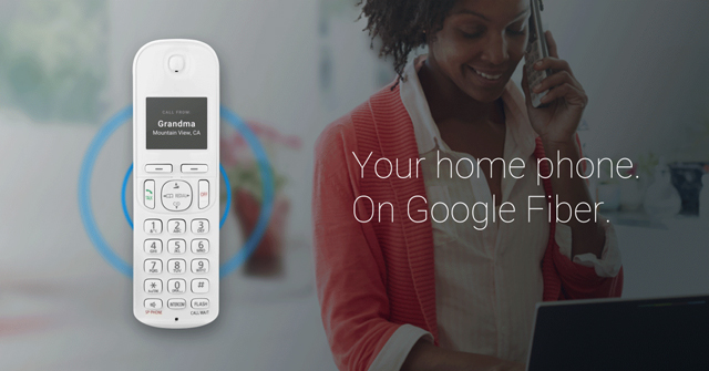 Google Launched Fiber Phone