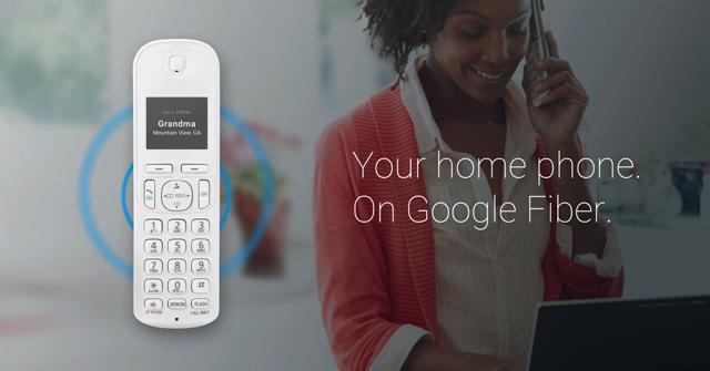 Google Launched Fiber Phone