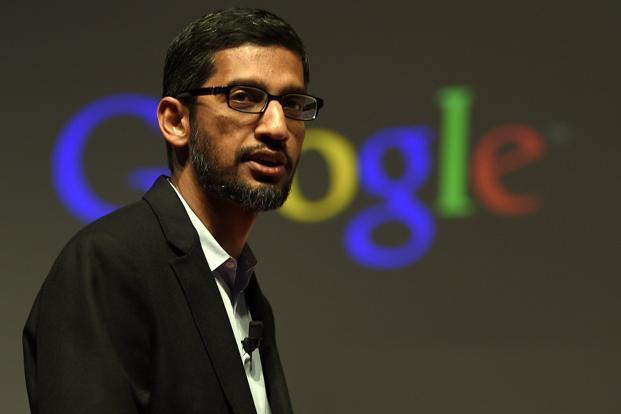 Google's CEO, Sundar Pichai Earned Over $100 Million in 2015