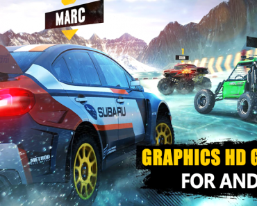 Top 15 Best Graphics HD Game For Android 2017