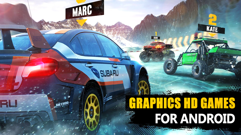 Top 15 Best Graphics HD Game For Android 2016