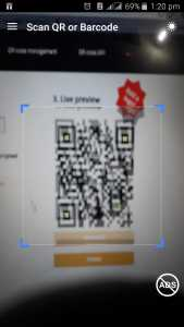How To Share Wi-Fi Password Using Simple QR Codes5