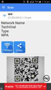 How To Share Wi-Fi Password Using Simple QR Codes6
