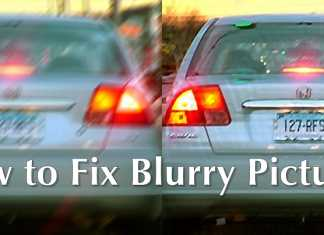 How to Fix Blurry Pictures