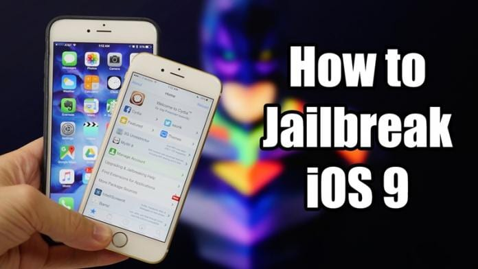 How to Jailbreak iOS 9.0 – iOS 9.0.2 Using Pangu 9