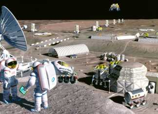 Humans Could Live on Moon By 2022, says NASA