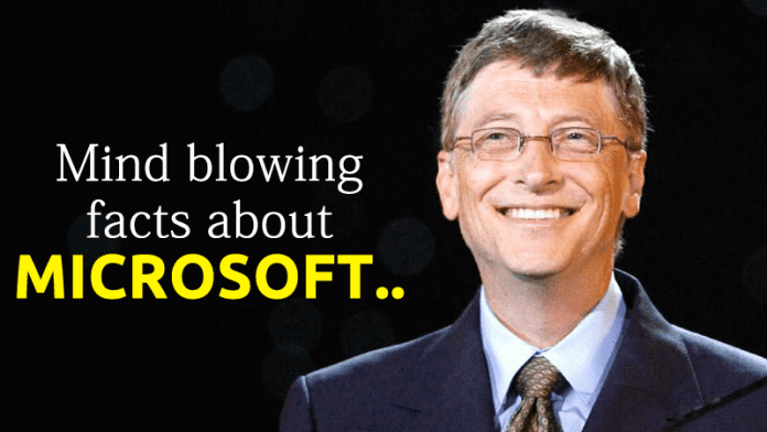 15 Mind Blowing Facts About Microsoft